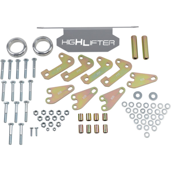 【USA在庫あり】 High Lifter LIFT KIT POL RANGER 1000 1304-0974 JP店