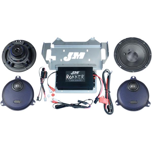 【USA在庫あり】 J&M AMP 2CH SPCKR FT STG5 FLH 4405-0550 JP店