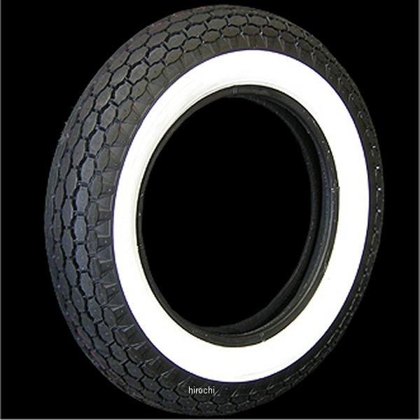 【メーカー在庫あり】 コッカータイヤ COKER TIRE ベック 5.00-16タイヤ 2inホワイトウォール 63400 JP店