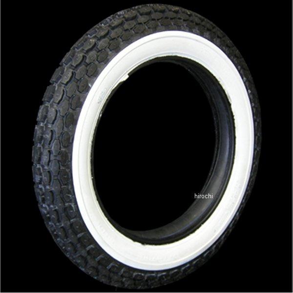 【メーカー在庫あり】 コッカータイヤ COKER TIRE ベック 4.50-18タイヤ 2inホワイトウォール 71385 JP店