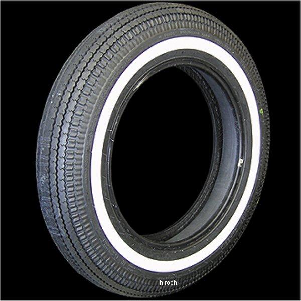 【メーカー在庫あり】 コッカータイヤ COKER TIRE コッカークラシック 5.00-16タイヤ ホワイトストライプ 63523 JP店