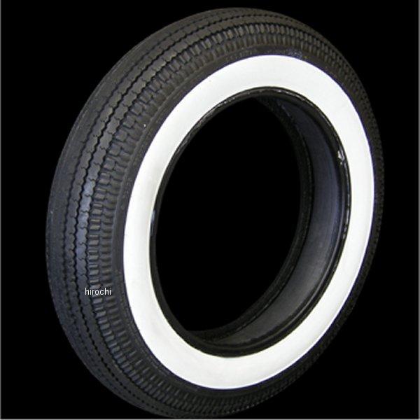 【メーカー在庫あり】 コッカータイヤ COKER TIRE コッカークラシック 5.00-16タイヤ 2inホワイトウォール 63375 JP店