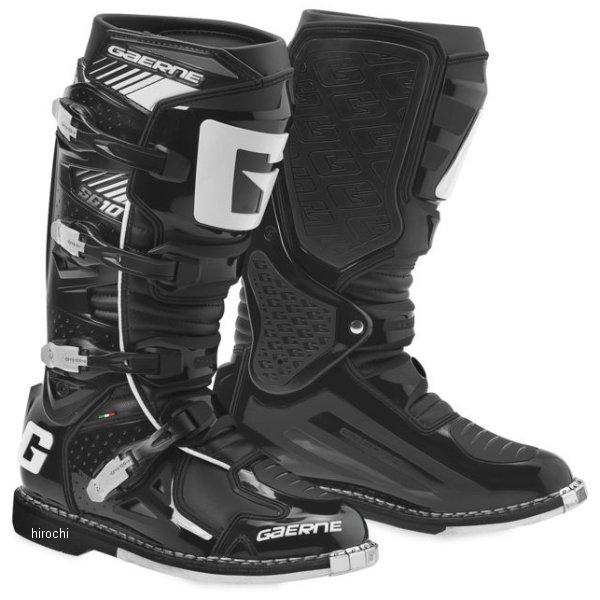 【USA在庫あり】 45-5589 ガエルネ GAERNE ブーツ SG-10 黒 8サイズ(26.5cm) 455589 JP店
