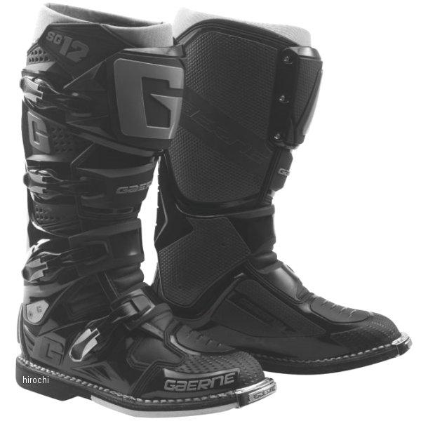 【USA在庫あり】 ガエルネ GAERNE ブーツ SG-12 黒 7サイズ(26cm) 455820 JP店