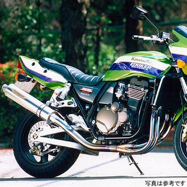 ストライカー STRIKER フルエキゾースト SST 4-1 STD 真円φ110/480 08年以前 ZRX1200、ZRX1100 チタンミラー 4011BTT-M JP店