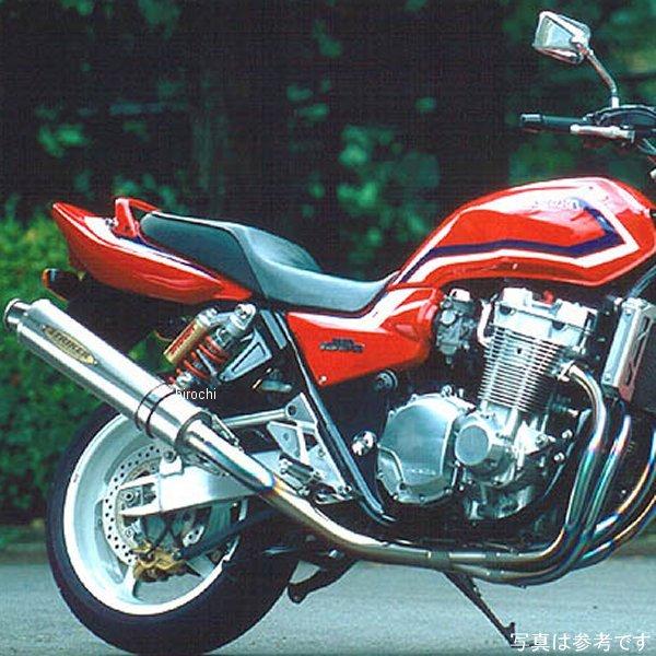 ストライカー STRIKER フルエキゾースト SST 4-1 STD 真円φ110/480 98年以前 CB1300SF チタンミラー 4121BTT-M JP店