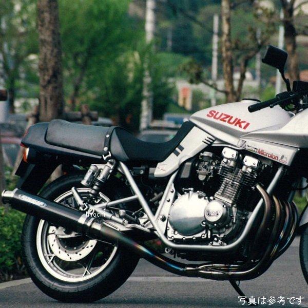 ストライカー STRIKER フルエキゾースト SST 4-1 STD 真円φ100/440 82年-00年 カタナ GSX1100S、GSX750S カーボン 4211NT JP店