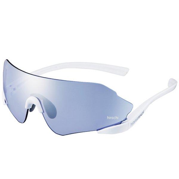 ENN20-0714 スワンズ SWANS サングラス E-NOX NEURON 20 スーパーホワイト シルバーミラー/ULアイスブルー ENN20-0714 SPW JP店