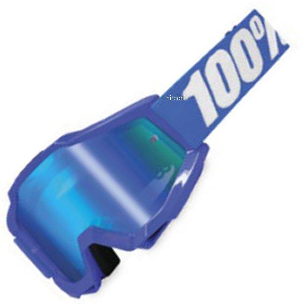 【USA在庫あり】 100パーセント 100% ゴーグル Accuri Reflex Blue/ブルーレンズ 951039 JP店