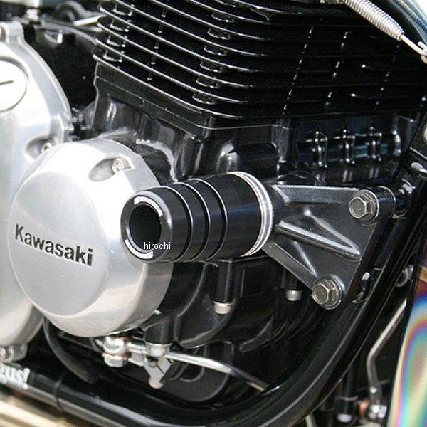 ストライカー STRIKER ガードスライダー 全年式 ゼファー1100 黒 SS-GS02B-F1 JP店
