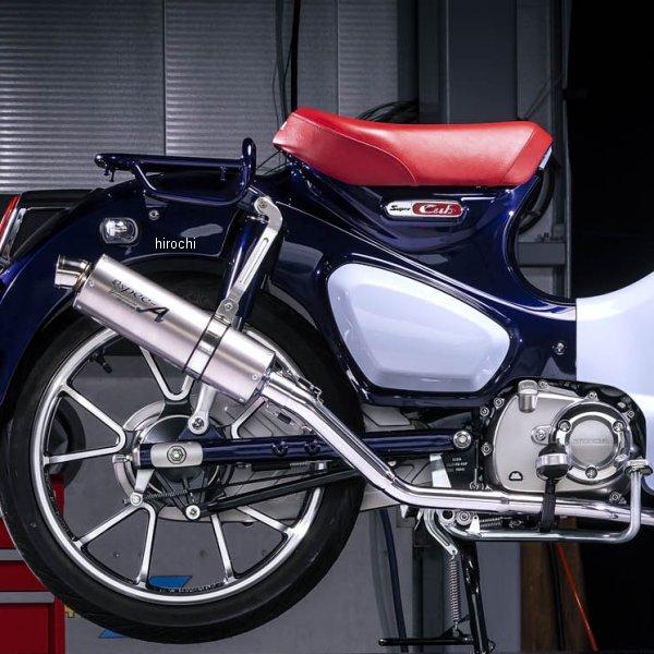 ヤマモトレーシング SPEC-A チタン 触媒付き JMCAプレート付き 18年 スーパーカブC125 10131-71STJ JP店