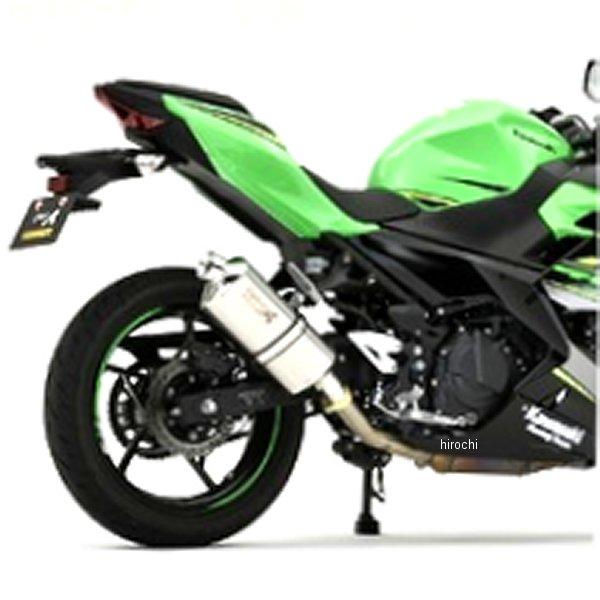 ヤマモトレーシング スリップオンマフラー 18年以降 Ninja400 スペックA TYPE-S 40406-01NSB JP店