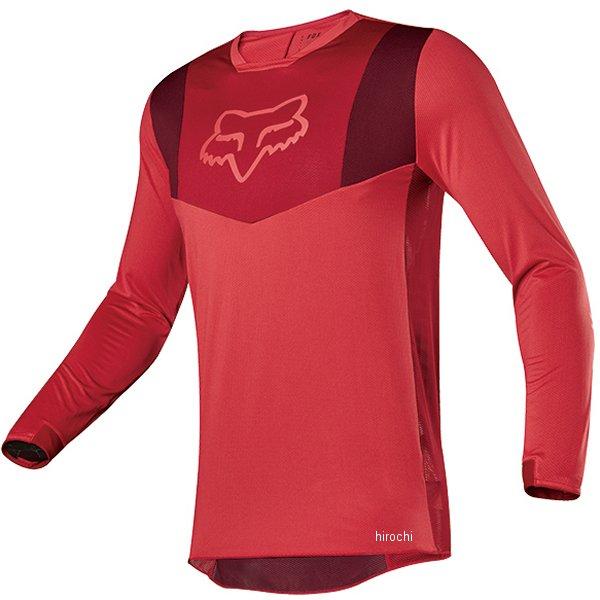 【メーカー在庫あり】 フォックス FOX ジャージ エアーライン 赤 Sサイズ 22792-003-S JP店