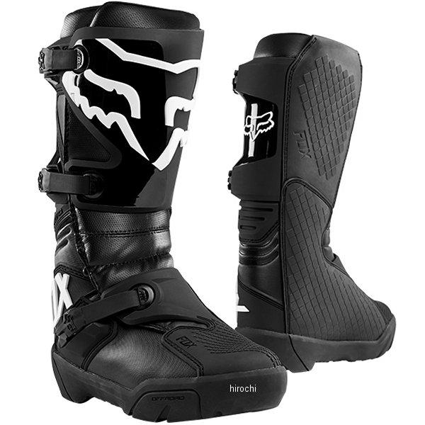 【メーカー在庫あり】 フォックス FOX ブーツ COMP-X 黒 9(26.5cm) 24012-001-9 JP店