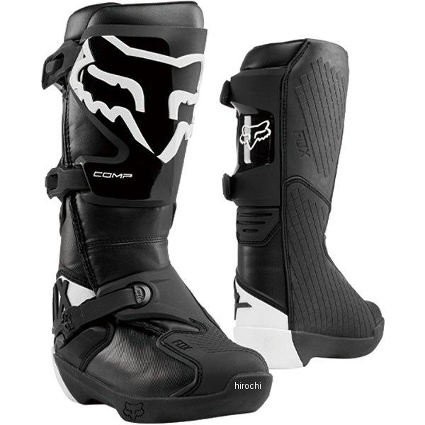 【メーカー在庫あり】 フォックス FOX ブーツ COMP レディース 黒 W6(23.0cm) 24013-001-6 JP店