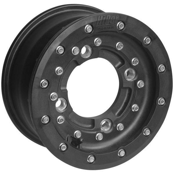 【USA在庫あり】 55-6839 ハイパーレーシングホイール(HiPer Racing Wheels) 10X5 FRTSNGLBDLCKCF1 3+2 4/144 556839 JP