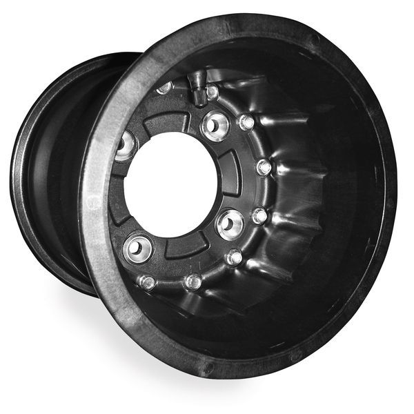 【USA在庫あり】 55-6854 ハイパーレーシングホイール(HiPer Racing Wheels) 10X9 RRSNGLBDLCK CF1 3+6 4/115 556854 JP