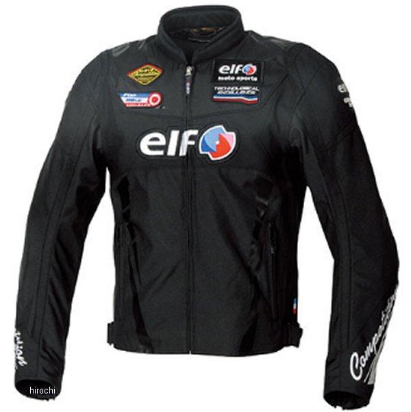 エルフ elf 2019年秋冬モデル ジャケット Vittoria Sport 黒 Lサイズ EL-9247 JP店