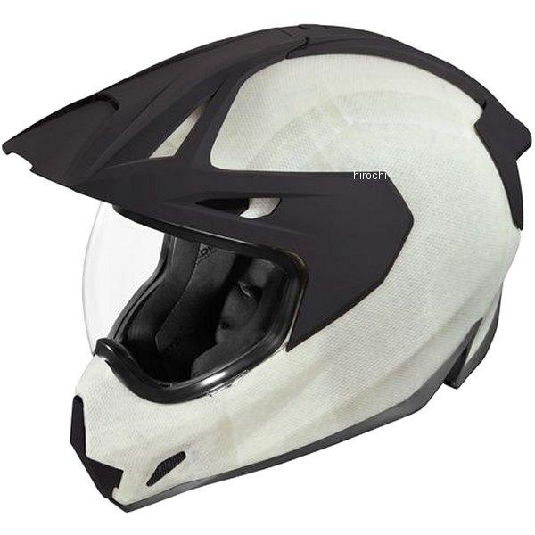 アイコン ICON 2019年秋冬モデル フルフェイスヘルメット VARIANT PRO CONSTRUCT 白 Lサイズ 0101-12419 JP店