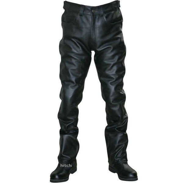 モトフィールド 2019年秋冬モデル ストレートレザーパンツ 黒 3Lサイズ MF-LP72N JP店