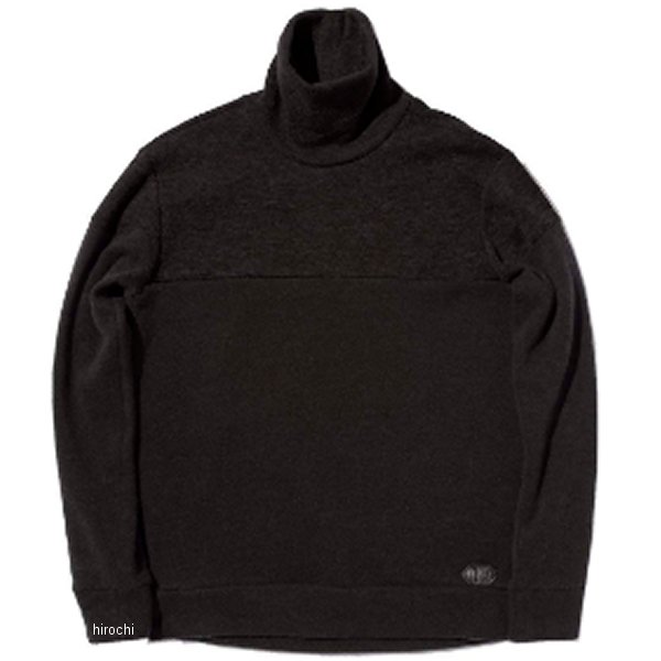カドヤ KADOYA 2019年秋冬モデル 防風セーター INTHERMO HIGH 黒 LLサイズ 6253 JP店