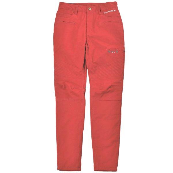 ロッソスタイルラボ Rosso StyleLab 2019年秋冬モデル 防風防寒ストレッチライディングパンツ レディース 赤 LLサイズ ROP-45 JP店