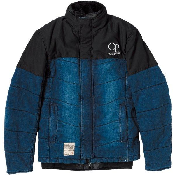 オーシャンパシフィック ocean pacific デニムダウンウィンタージャケット ネイビー S OPVA1902WNVS JP店