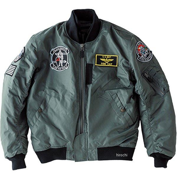 ヒューストン HOUSTON MA-1 BLACK KNIGHT ジャケット ガンメタル S HTVA1921WGMS JP店