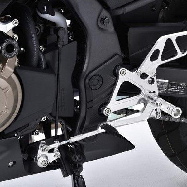 オーヴァー OVER バックステップ 4ポジション 16年以降 CBR400R 黒 51-101-01B JP店