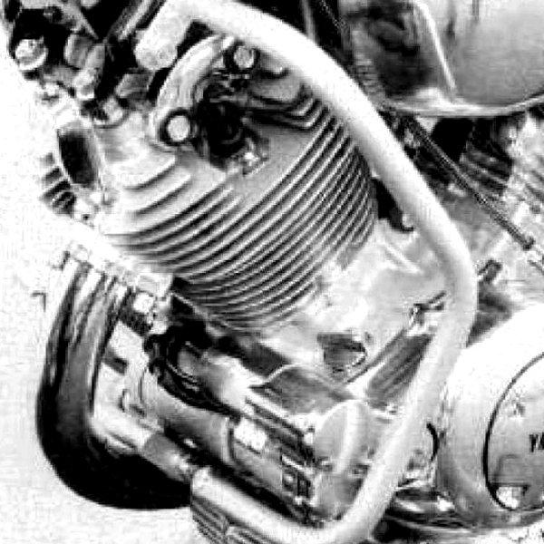 ヘプコアンドベッカー HEPCO&BECKER エンジンガード ヤマハ XV1100 ビラーゴ クローム 501406 00 02 JP店