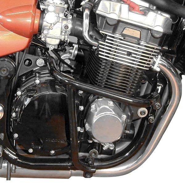 ヘプコアンドベッカー HEPCO&BECKER エンジンガード 02年以前 CB1300SF ブラック 501125 00 01 JP店