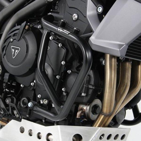ヘプコアンドベッカー HEPCO&BECKER エンジンガード 15年-19年 タイガー800XC ブラック 5017535 00 01 JP店