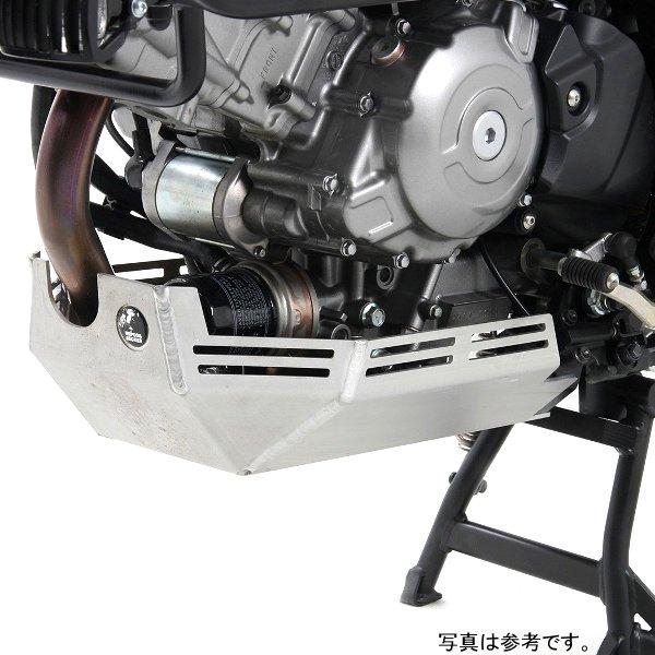ヘプコアンドベッカー HEPCO&BECKER スキッドプレート ブラック 8103534 00 01 JP店