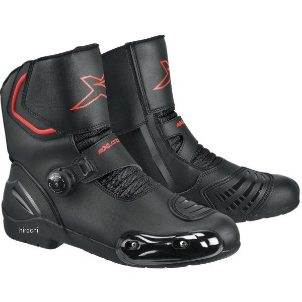 【メーカー在庫あり】 E-SBR2141W エグザスター EXUSTAR 2019年秋冬モデル ブーツ 黒 #42 26.5cm 4712947529884 JP店