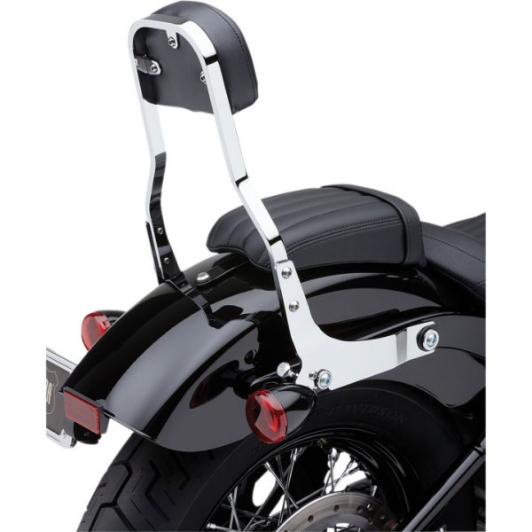【USA在庫あり】 Cobra コブラ BACKREST DET SHRT CHR 1501-0596 JP店