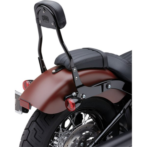 【USA在庫あり】 コブラ COBRA BACKREST DE RND BK FLHC/S 1501-0602 JP店