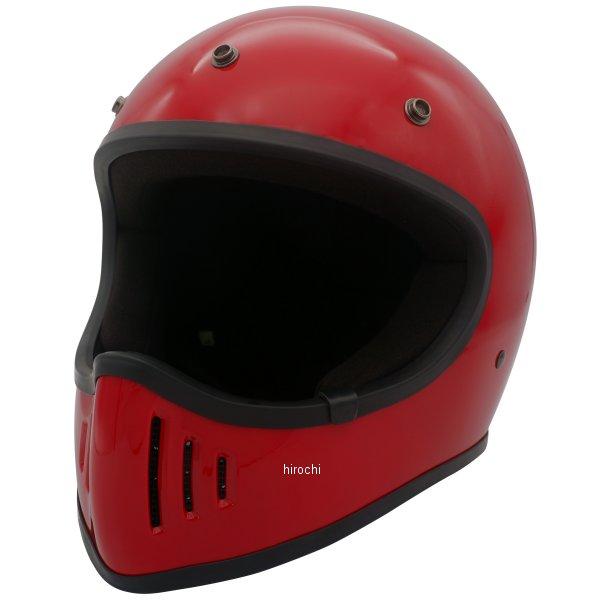 【メーカー在庫あり】 ダムトラックス DAMMTRAX フルフェイスヘルメット BLASTER-改 ブラスター-カイ 赤 Lサイズ(59cm-60cm) 4560185906819 JP店