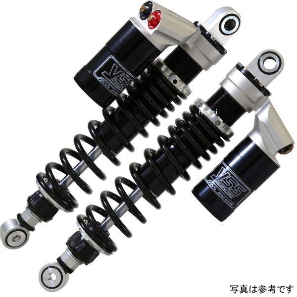 ワイエスエス YSS ツイン リアショック スポーツライン SII362 VRSC 330mm シルバー/黄 119-7018402 JP店
