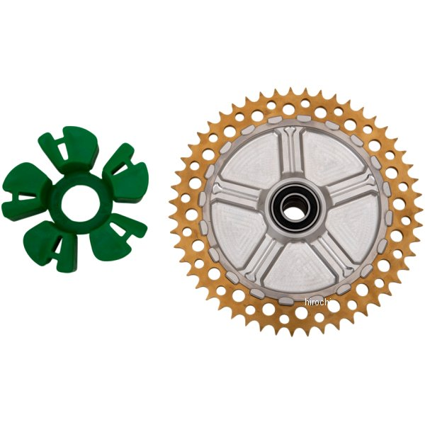 【USA在庫あり】 アロイアート Alloy Art SPROCKET CUSH DR MACH53GD 1210-2324 JP店