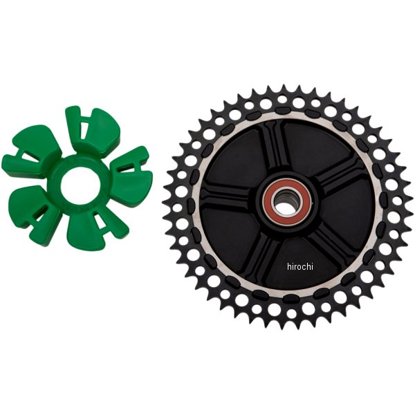 【USA在庫あり】 アロイアート Alloy Art SPROCKET CUSH DR BLK49TBK 1210-2325 JP店