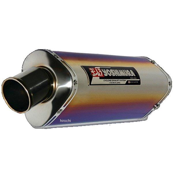 ヨシムラ レーシング TRI-OVALサイクロン 4-2-1 410mm フルエキゾースト 11年以降 GSX-R600 (STB) 150-571-5380B JP店