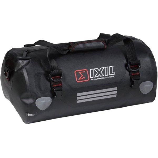 マッドマックス MAD MAX IXIL製 ツーリングバック シートバック 防水 肩掛けバッグ 30L 黒 IX-BG013-BK JP店