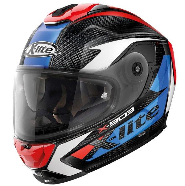 【メーカー在庫あり】 ノーラン NOLAN フルフェイスヘルメット X903 Ultra Carbon ノビレス 28 トリコロール XLサイズ 16172 JP店