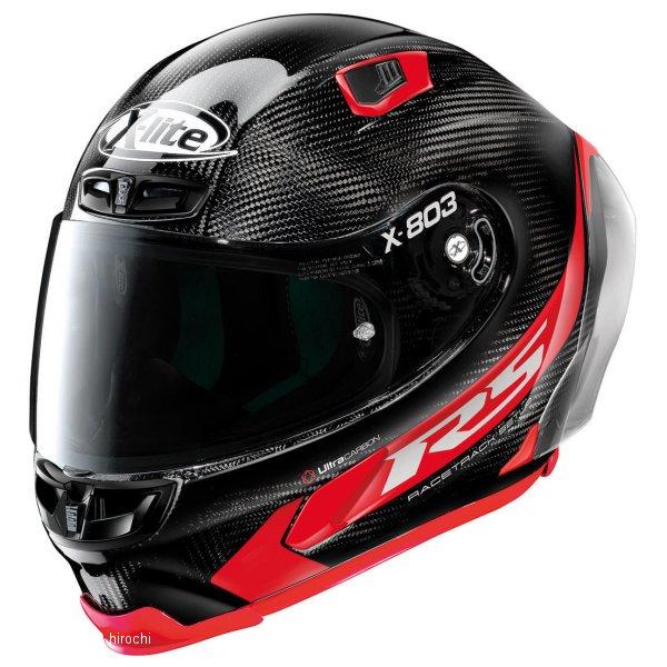 ノーラン NOLAN フルフェイスヘルメット X803RS Ultra Carbon Hot Lap 13赤 XLサイズ 16459 JP店