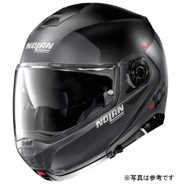 【メーカー在庫あり】 ノーラン NOLAN システムヘルメット N100-5 Plus Destinctive 21 フラットブラック Lサイズ 16578 JP店