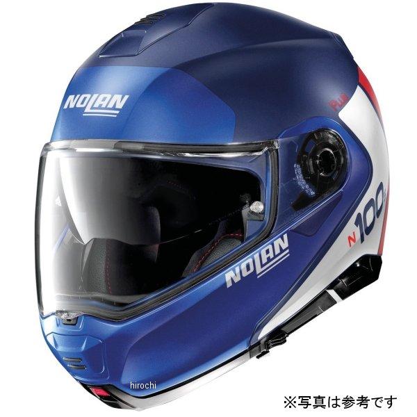 【メーカー在庫あり】 ノーラン NOLAN システムヘルメット N100-5 Plus Destinctive 29 フラットブルー Lサイズ 16587 JP店