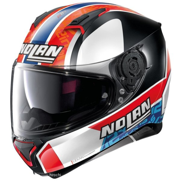 【メーカー在庫あり】 ノーラン NOLAN フルフェイスヘルメット N87 Replica A. Rins 95 Mサイズ 16606 JP店