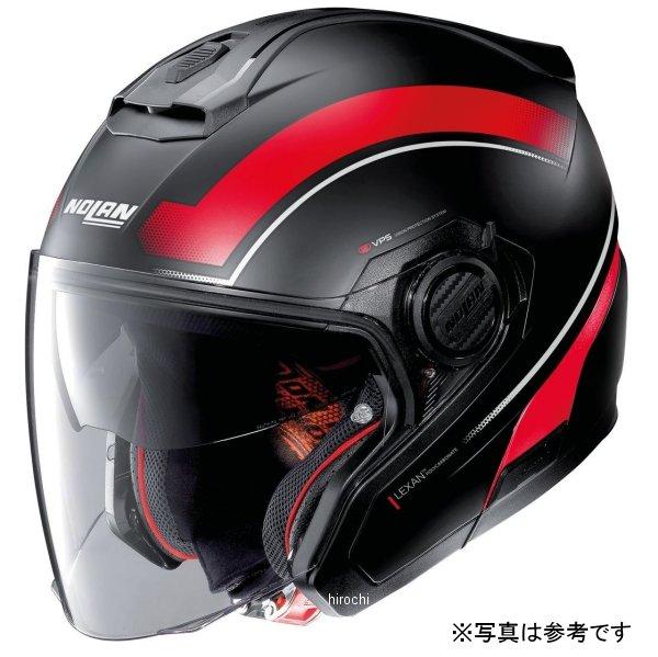 【メーカー在庫あり】 ノーラン NOLAN N40-5 ジェットヘルメット リソリュート 17 FBK/RD Sサイズ 16705 JP店