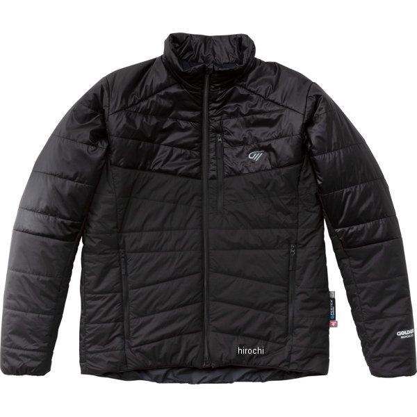 ゴールドウイン GOLDWIN 2019年秋冬モデル プリマロフトインナージャケット 黒/黒 Lサイズ GSM24950 JP店