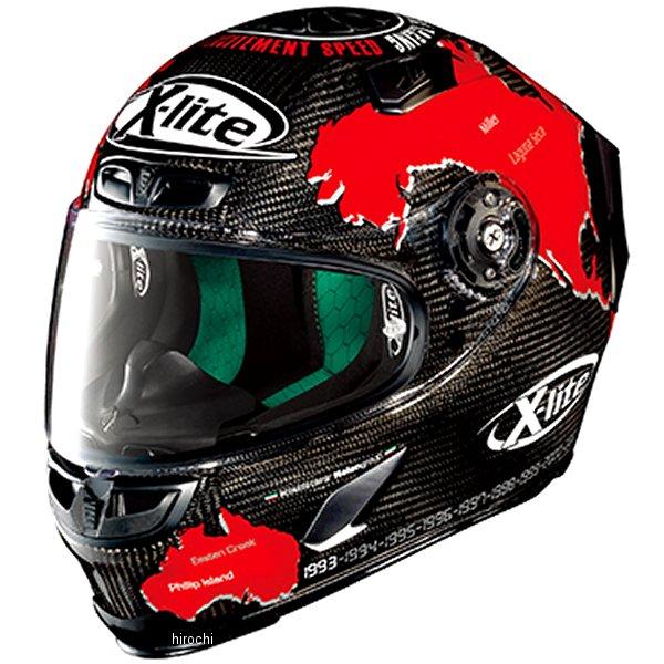 【メーカー在庫あり】 X803UC ノーラン NOLAN フルフェイスヘルメット チェカ/19 Mサイズ 97622 JP店
